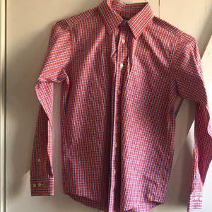 Brooks Brothers no-iron dress shirt - Boys M